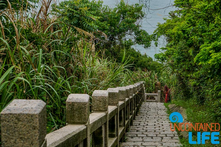 Little Great Wall, Day trip to Cheung Chau, Hong Kong, Uncontained Life