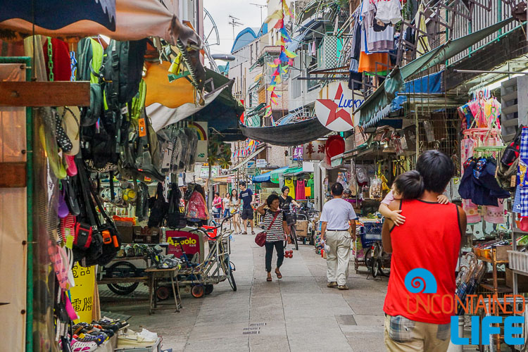 Markets, Streets, Day trip to Cheung Chau, Hong Kong, Uncontained Life