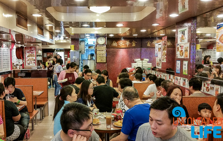 Restaurant, things to avoid when visiting Hong Kong, Uncontained Life