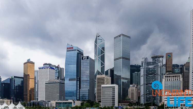 Skyline, things to avoid when visiting Hong Kong, Uncontained Life