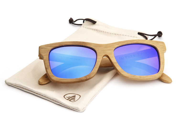 12 Best Gifts for Travelers, Tree Tribe Sunglasses, Uncontained Life