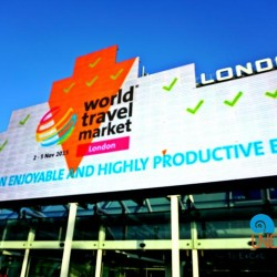 World Travel Market London, 2015, Uncontained Life
