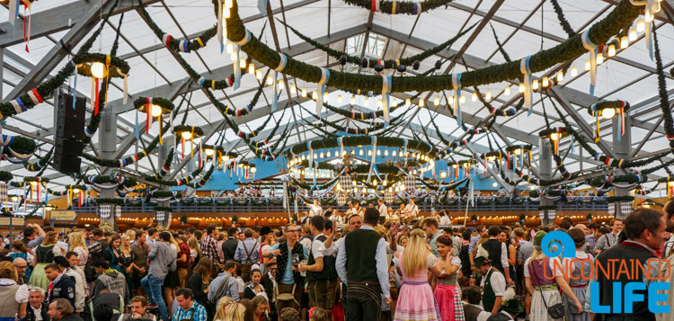 Oktoberfest, Munich, Highlights of 2015, Uncontained Life