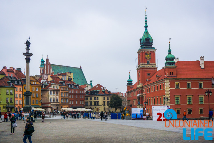 Warsaw, Poland, Highlights of 2015, Uncontained Life