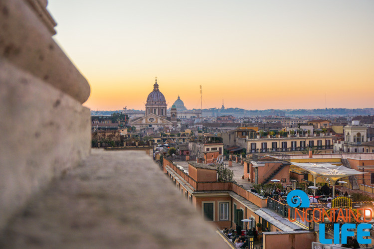 Rome, Italy, Highlights of 2015, Uncontained Life