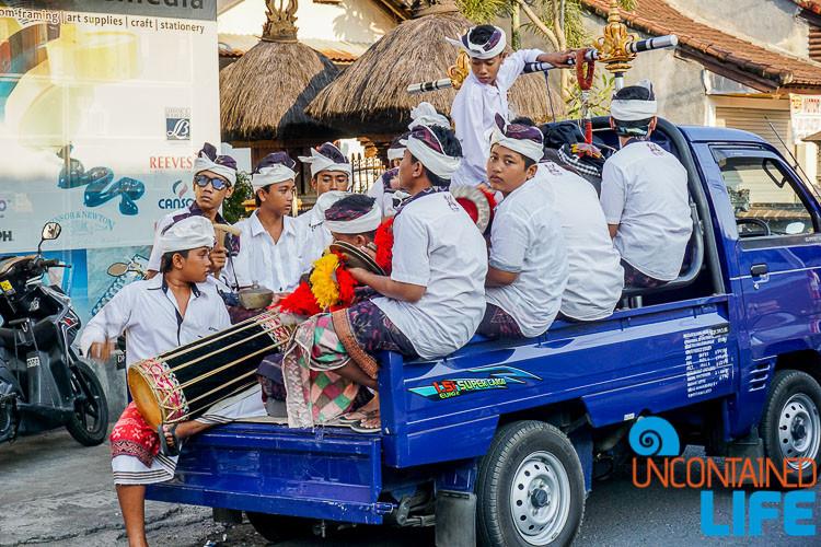 Balinese Ceremony, Hindu, Explore Canggu, Bali
