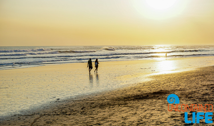 Berawa Beach, Sunset, Silhouettes, Explore Canggu, Bali