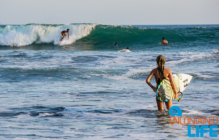 Surfing, Echo Beach, Ocean, Explore Canggu, Bali