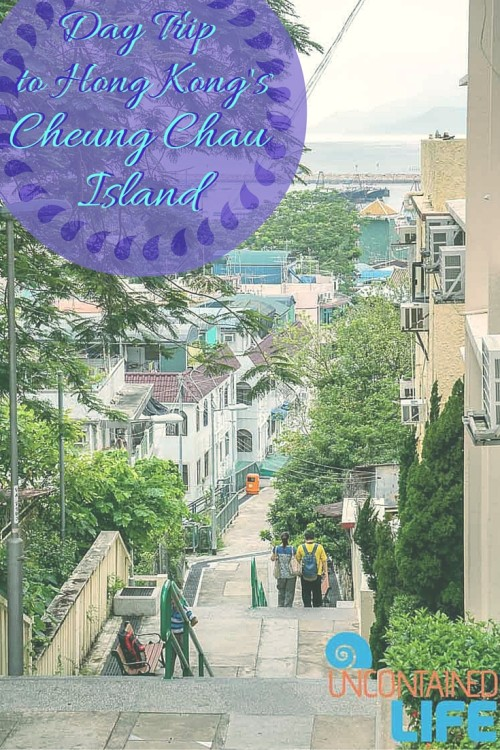Day trip to Cheung Chau, Hong Kong, Uncontained Life