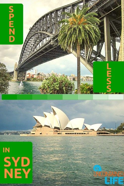 Inexpensive Activities in Sydney, Australia, Uncontained Life