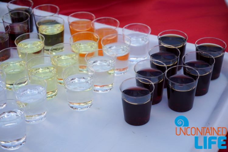 Wine, Christmas in Dubrovnik, Croatia, Uncontained Life