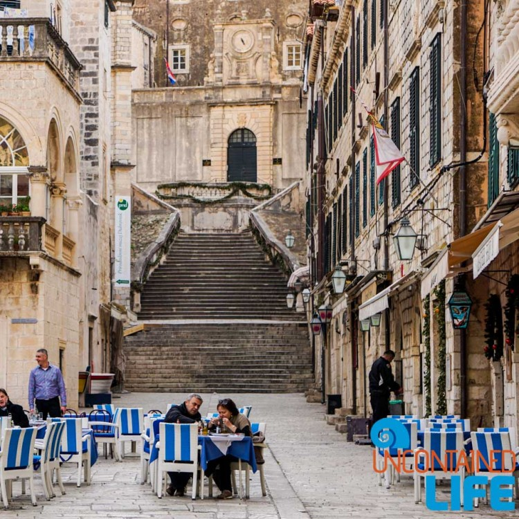 Old City, Christmas in Dubrovnik, Croatia, Uncontained Life