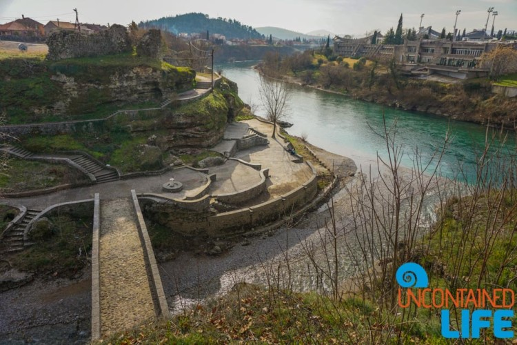 Fortress, Ribnica River, Moraca River, See and do in Podgorica, Montenegro, Uncontained Life