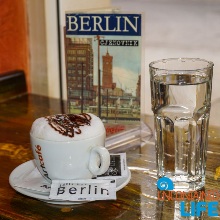 Berlin, Coffee, See and do in Podgorica, Montenegro, Uncontained Life