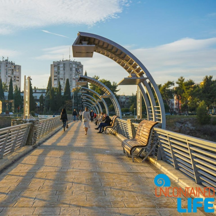 Moscow Bridge, See and do in Podgorica, Montenegro, Uncontained Life