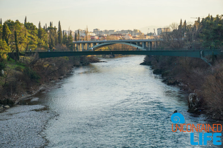 Bridges, Moraca River, See and do in Podgorica, Montenegro, Uncontained Life