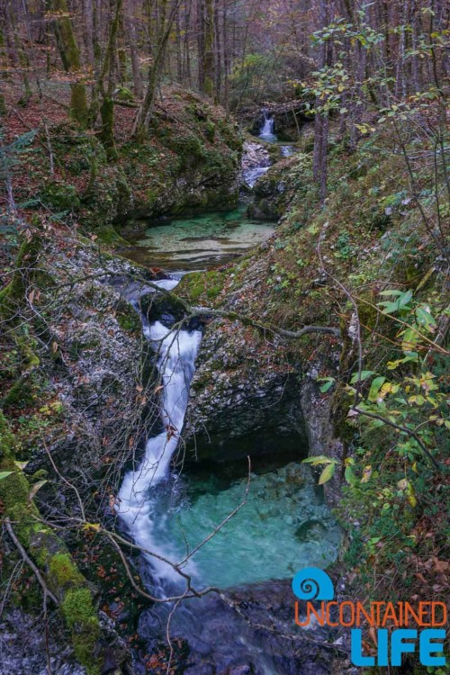 Hiking Mostnica Gorge, Slovenia, Uncontained Life