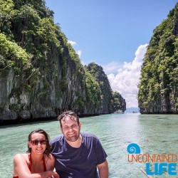 Traveling as a Couple, Uncontained Life