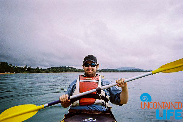 Australia, Kayak, Traveling as a Couple, Uncontained Life