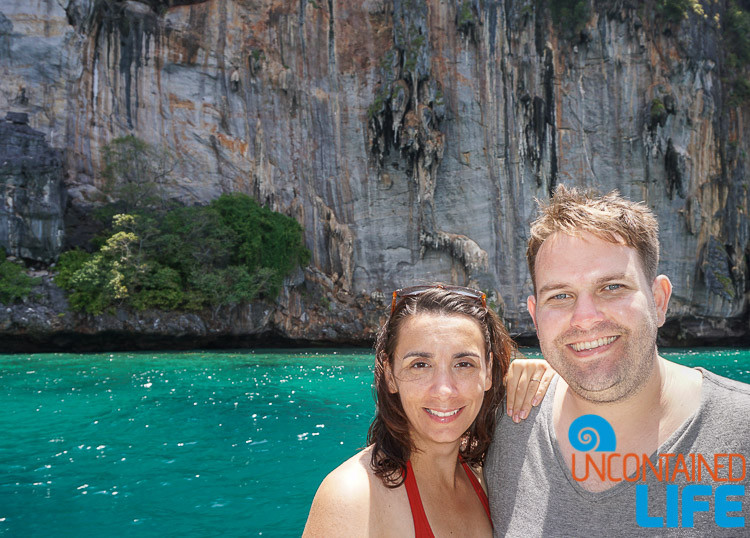 Phuket, Thailand, Traveling as a Couple, Uncontained Life