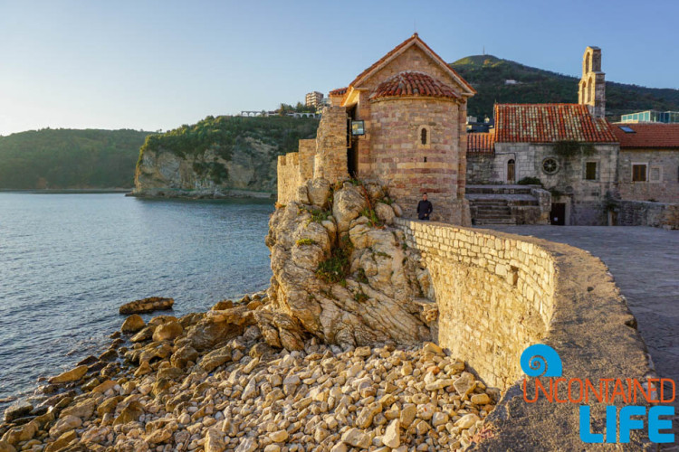 Coast, Old Town Budva, Montenegro, Uncontained Life