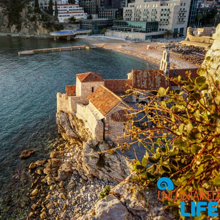 New City, Old Town Budva, Montenegro, Uncontained Life