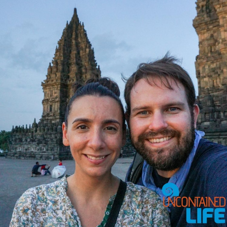 Jogjakarta, Indonesia, Traveling as a Couple, Uncontained Life