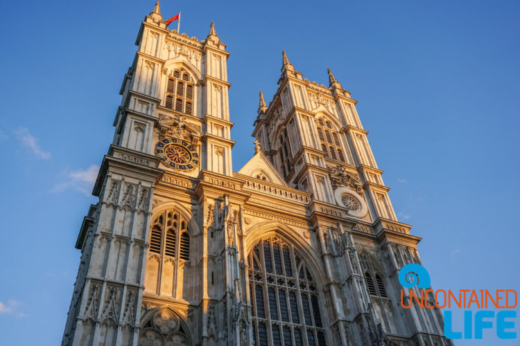 Westminster Abbey, Buildings in London, England, Uncontained Life