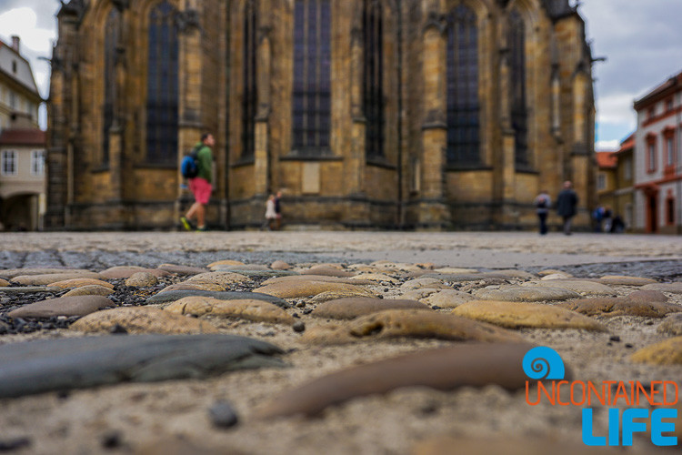 Cobblestone, Beautiful photos of Prague, Czech Republic, Uncontained Life