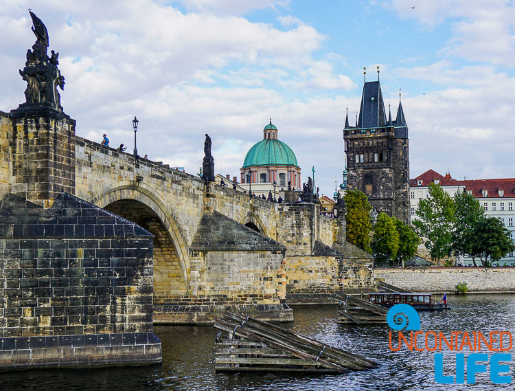 Charles Bridge, Beautiful photos of Prague, Czech Republic, Uncontained Life
