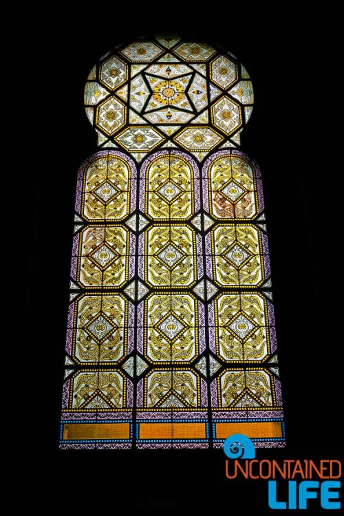 Stained Glass Window, Beautiful photos of Prague, Czech Republic, Uncontained Life
