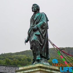 Day in Salzburg, Austria, Uncontained Life