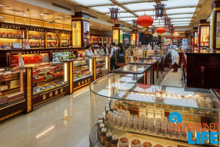 Shop, 24 Hours in Shanghai, China, Uncontained Life