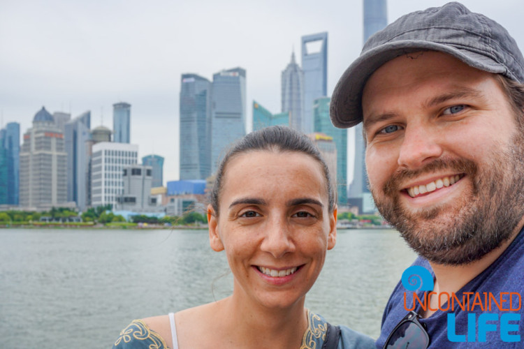 24 Hours in Shanghai, China, Uncontained Life