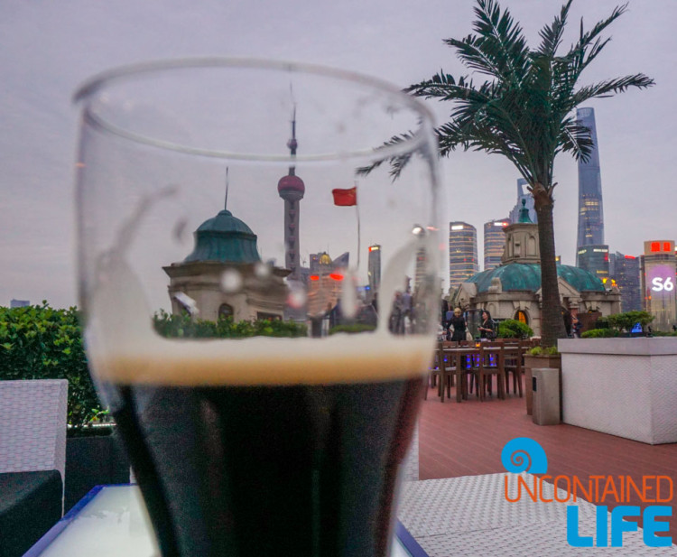 Beer, 24 Hours in Shanghai, China, Uncontained Life