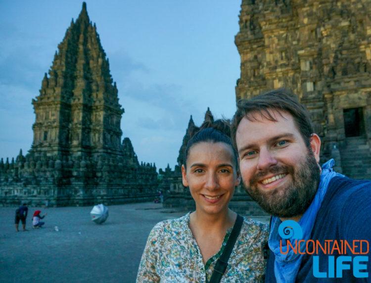 Prambanan, See the Ramayana Ballet, Yogyakarta, Java, Indonesia, Uncontained Life