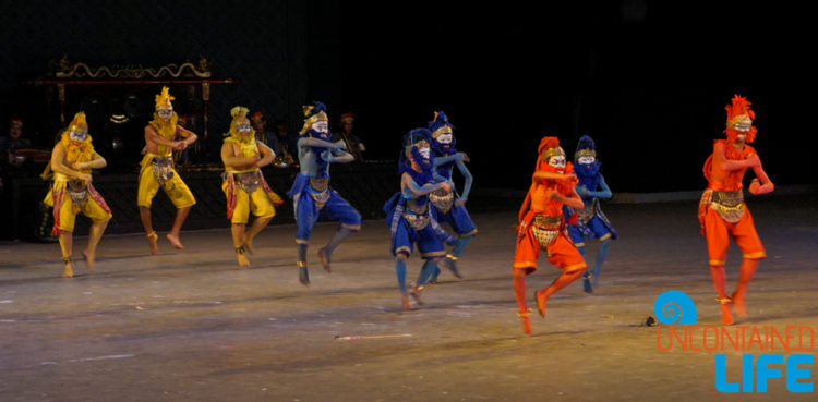 See the Ramayana Ballet, Yogyakarta, Java, Indonesia, Uncontained Life