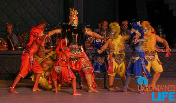 See the Ramayana Ballet, JogJakarta, Java, Indonesia, Uncontained Life
