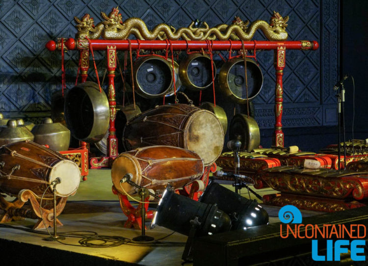 Gamelan, See the Ramayana Ballet, Yogyakarta, Java, Indonesia, Uncontained Life