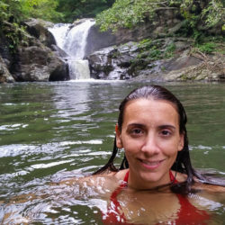 Olanguan Falls, Langogan, Palawan, Philippines