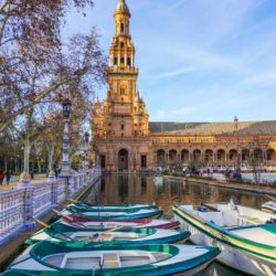 Beautiful Places in Seville, Spain, Uncontained Life