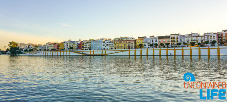 Guadalquivir, Beautiful Places in Seville, Spain, Uncontained Life