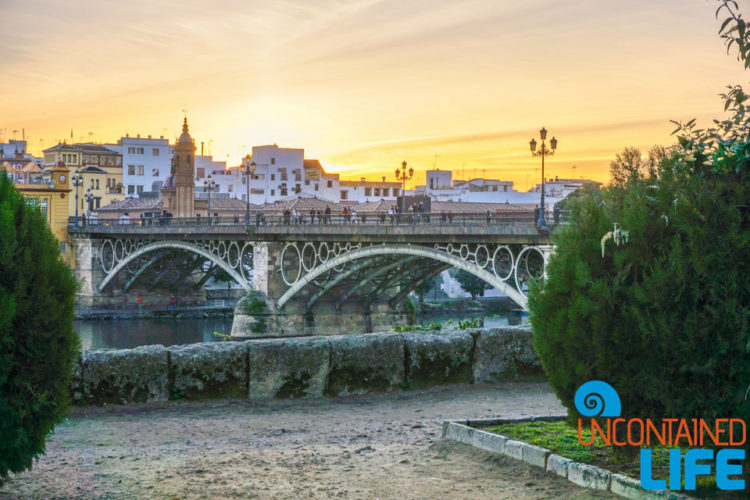 Triana, Beautiful Places in Seville, Spain, Uncontained Life