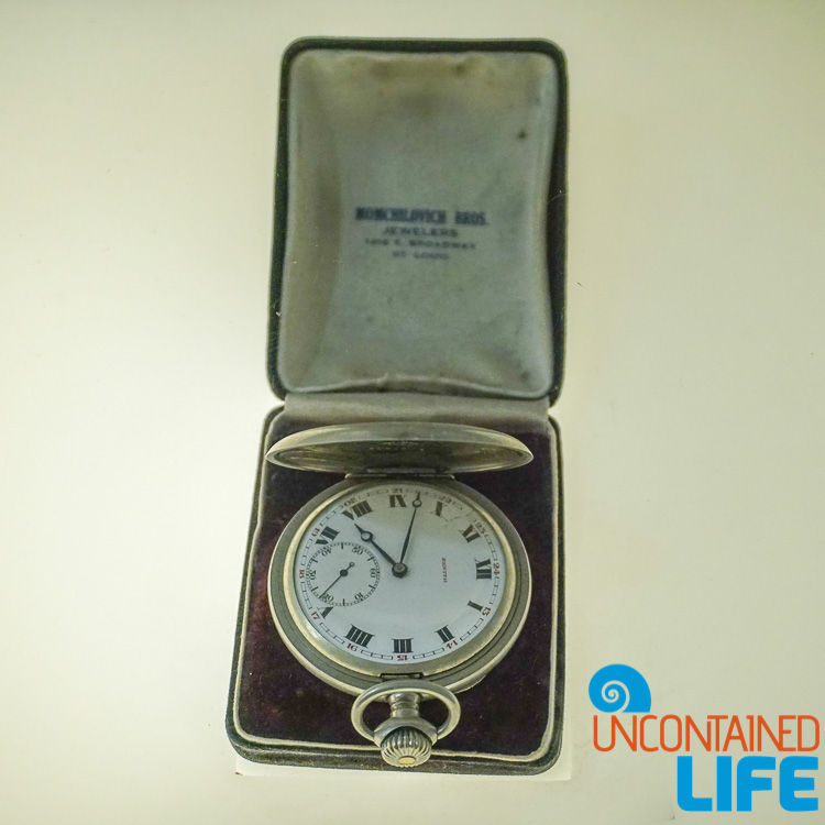 Pocket Watch, Best Museum in Zagreb, Croatia, Uncontained Life