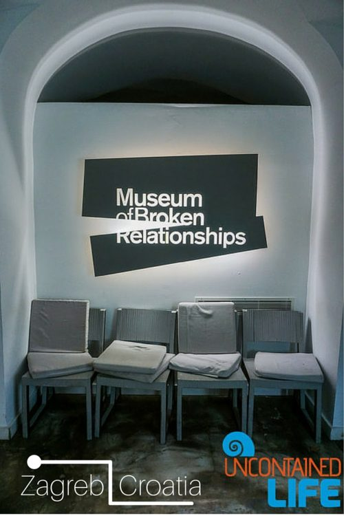 Museum of Broken Relationships, Best Museum in Zagreb, Croatia, Uncontained Life