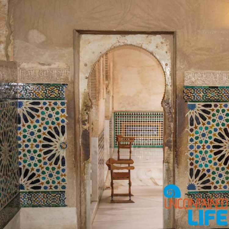 Nasrid Palaces, Visit the Alhambra, Granada, Spain, Uncontained Life