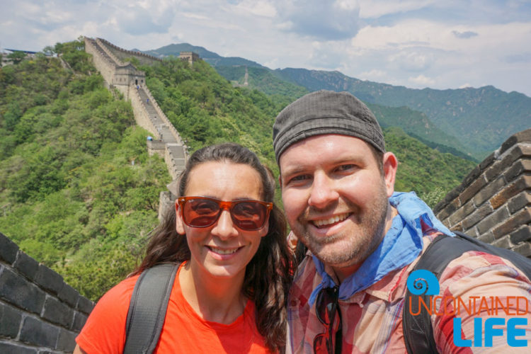 Great Wall of China, Uncontained Life