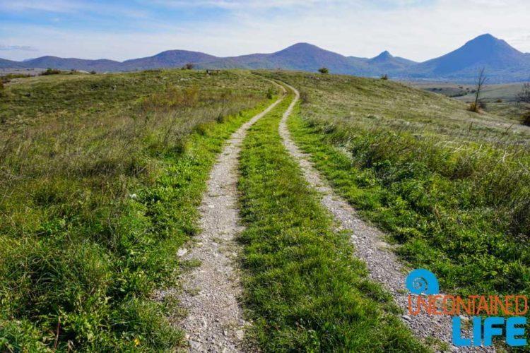 Road Trip, Croatia, Uncontained Life