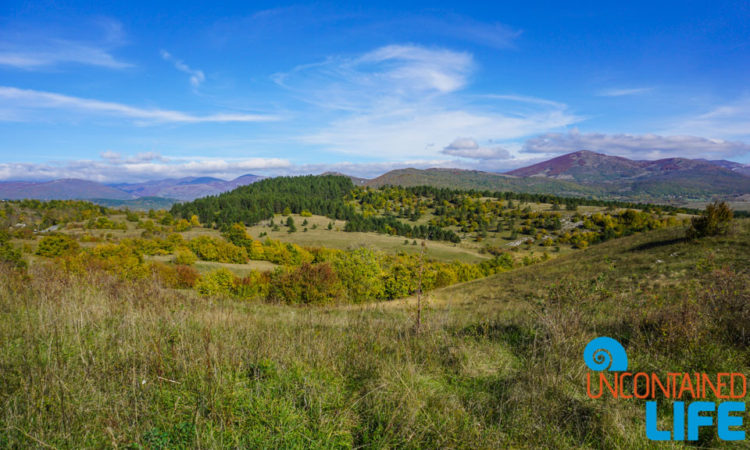 Croatia, Road Trip, Uncontained Life