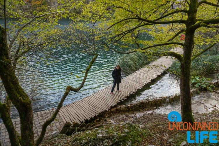 Boardwalk, Visit Plitvice Lakes National Park, Croatia, Uncontained Life